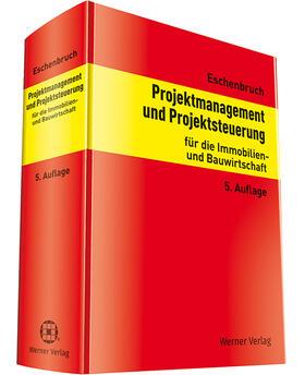 Eschenbruch | Projektmanagement und Projektsteuerung | Buch | sack.de