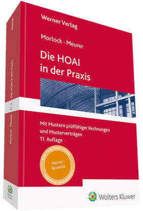 Morlock / Meurer | Die HOAI in der Praxis | Buch | sack.de