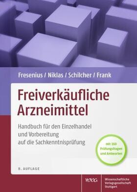 Fresenius / Niklas / Schilcher   Freiverkäufliche Arzneimittel   Buch   sack.de