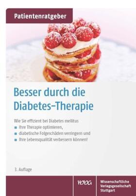 Gröber / Kisters | Besser durch die Diabetes-Therapie | Buch | sack.de