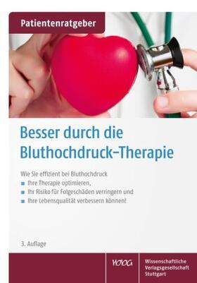 Gröber / Kisters | Besser durch die Bluthochdruck-Therapie | Buch | sack.de