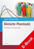 Jaehde / Radziwill / Kloft |  Klinische Pharmazie | eBook | Sack Fachmedien