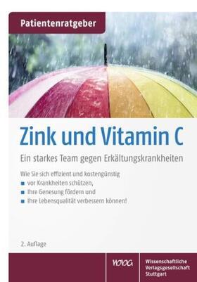Gröber / Kisters | Zink und Vitamin C | Buch | sack.de