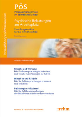 Wiessmann / Gourmelon | Psychische Belastungen am Arbeitsplatz | Buch | sack.de