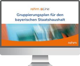 Gruppierungsplan für den bayerischen Staatshaushalt online | Datenbank | sack.de