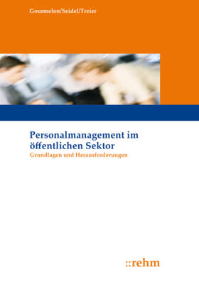 Gourmelon / Seidel / Treier   Personalmanagement im öffentlichen Sektor   Buch   sack.de