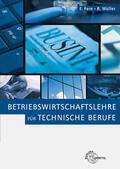 Fein / Müller    Betriebswirtschaftslehre für technische Berufe   Buch    Sack Fachmedien