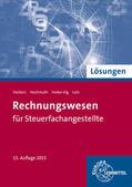 Harbers / Hochmuth / Huber-Jilg    Rechnungswesen für Steuerfachangestellte   Buch    Sack Fachmedien