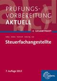 Becker-Lenz / Colbus / Harbers    Prüfungsvorbereitung aktuell - Steuerfachangestellte   Buch    Sack Fachmedien