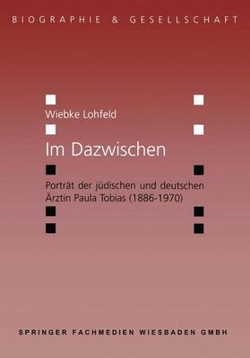 Lohfeld | Im Dazwischen | Buch | sack.de
