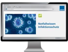 Notfallwissen Infektionsschutz Online | Datenbank | sack.de
