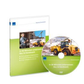In 30 Minuten unterweisen Bau & Handwerk - Höhenarbeit   Sonstiges   sack.de