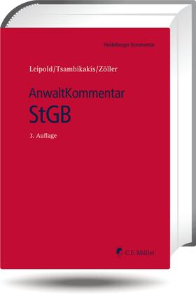 Leipold / Tsambikakis / Zöller | AnwaltKommentar StGB | Buch | sack.de