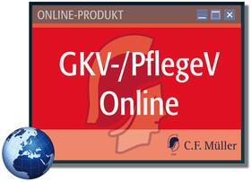 GKV-/PflegeV-Kommentar (SGB V/SGB XI) | Datenbank | sack.de