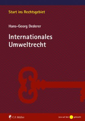 Dederer | Internationales Umweltrecht | Buch | sack.de