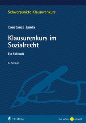 Janda   Klausurenkurs im Sozialrecht   Buch