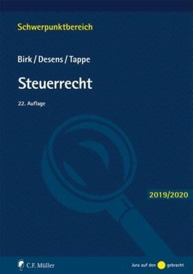 Birk / Desens / Tappe | Steuerrecht | Buch | sack.de