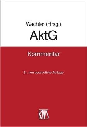 Wachter   AktG   Buch   sack.de