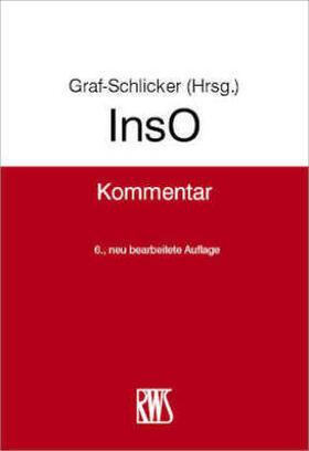 Graf-Schlicker | InsO | Buch | sack.de