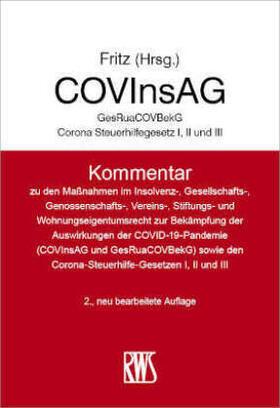 Fritz | COVInsAG | Buch | sack.de