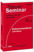 Dürr / Schmidt |  Einkommensteuer/Lohnsteuer | Buch |  Sack Fachmedien