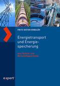 Erbslöh |  Energietransport und Energiespeicherung | Buch |  Sack Fachmedien