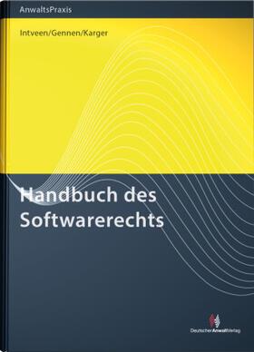 Argyriadou / Bierekoven / Bischof | Handbuch des Softwarerechts | Buch | Sack Fachmedien