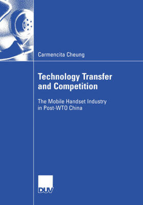 Cheung | Technology Transfer and Competition | Buch | sack.de