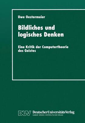 Bildliches und logisches Denken | Buch | sack.de