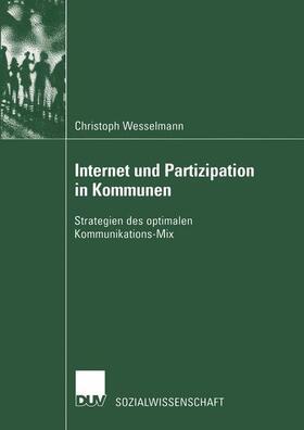 Wesselmann | Internet und Partizipation in Kommunen | Buch | sack.de