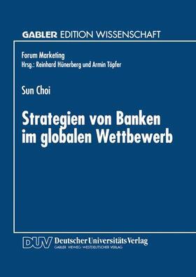 Strategien von Banken im globalen Wettbewerb | Buch | sack.de