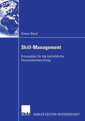Beck | Skill-Management | Buch | sack.de