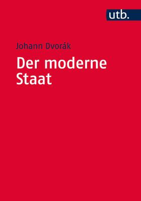 Dvorák | Der moderne Staat | Buch | Sack Fachmedien