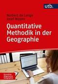 de Lange / Nipper |  Quantitative Methodik in der Geographie | Buch |  Sack Fachmedien
