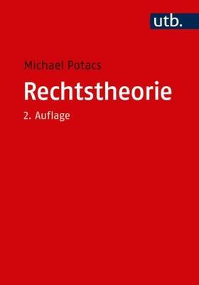 Potacs | Rechtstheorie | Buch | sack.de