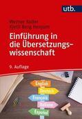 Koller / Henjum |  Einführung in die Übersetzungswissenschaft | Buch |  Sack Fachmedien