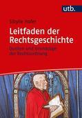 Hofer |  Leitfaden der Rechtsgeschichte | Buch |  Sack Fachmedien