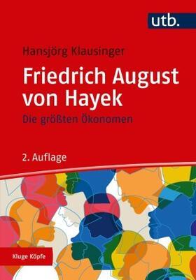 Klausinger | Friedrich A. von Hayek | Buch | sack.de