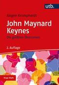 Kromphardt Die größten Ökonomen: John Maynard Keynes | Sack Fachmedien