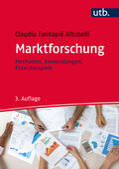 Fantapié Altobelli, Claudia    Marktforschung   Buch    Sack Fachmedien