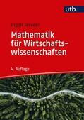Terveer |  Mathematik für Wirtschaftswissenschaften | Buch |  Sack Fachmedien
