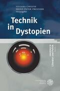 Chilese / Preußer |  Jahrbuch Literatur und Politik 07. Technik in Dystopien | Buch |  Sack Fachmedien