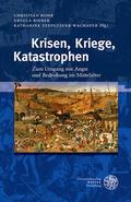 Rohr / Bieber / Zeppezauer-Wachauer    Krisen, Kriege, Katastrophen   Buch    Sack Fachmedien