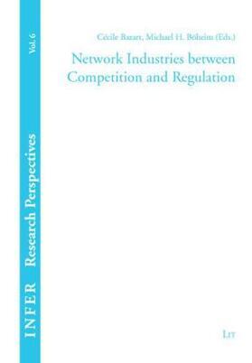 Bazart / Böheim | Network Industries between Competition and Regulation | Buch | sack.de