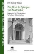 Heißerer    Das Rätsel der Sphingen vom Nordfriedhof   Buch    Sack Fachmedien