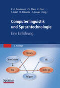 Carstensen / Ebert / Klabunde |  Computerlinguistik und Sprachtechnologie | Buch |  Sack Fachmedien