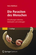 Mehlhorn |  Die Parasiten des Menschen | Buch |  Sack Fachmedien
