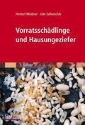 Sellenschlo / Weidner |  Vorratsschädlinge und Hausungeziefer | Buch |  Sack Fachmedien