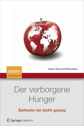 Biesalski | Der verborgene Hunger | Buch | sack.de