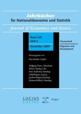 Meckl | Migration and Development | Buch | sack.de